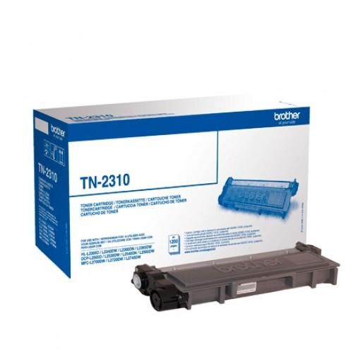 Зареждане на Brother TN-2310