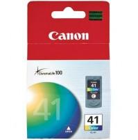 Зареждане на Canon CL-41 Color
