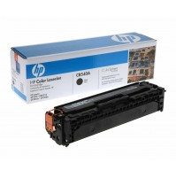 Зареждане на HP CB540A COLOR LASER JET CP1215 - Black