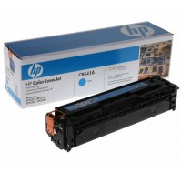 Зареждане на HP CB541A COLOR LASER JET CP1215 - Cyan