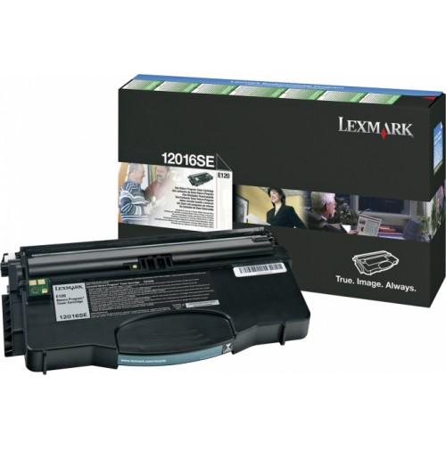 Зареждане на касета LEXMARK E120 - 12016SE